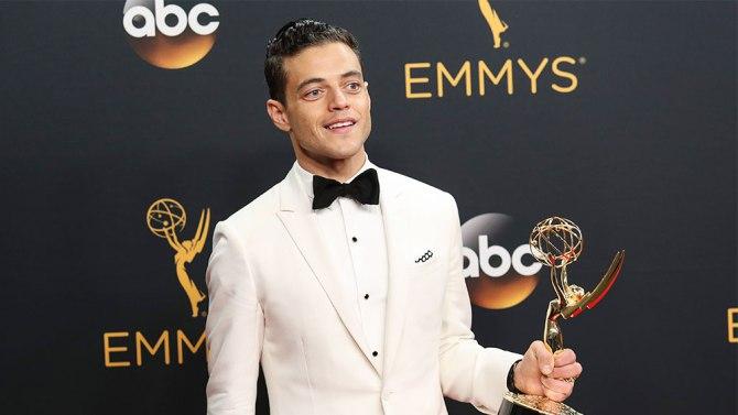 Melhor ator de série dramática Emmy Awards 2016: Rami Malek