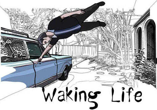 Sonhando lucidamente com Waking Life