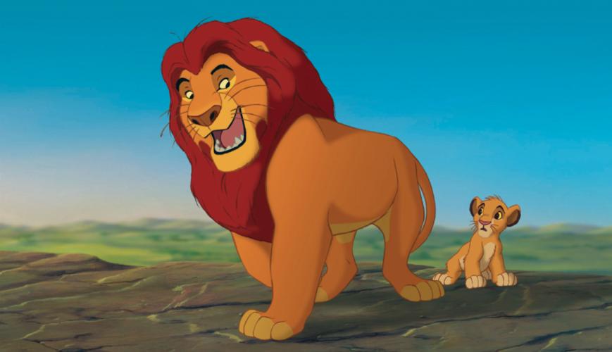 Live-action de 'O Rei Leão' já definiu os atores que farão as vozes de Simba e Mufasa