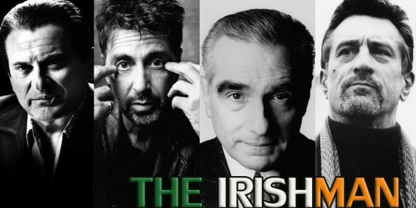 The Irishman: Novo filme de Scorsese é adquirido pela Netflix