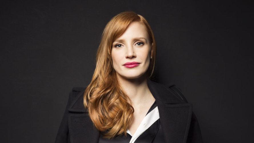 Jessica Chastain só aceita papéis onde haja igualdade de remuneração com atores homens
