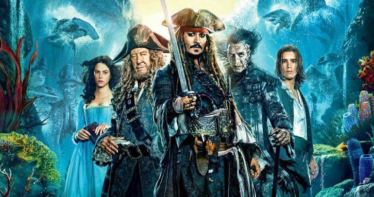 Piratas do Caribe: A Vingança de Salazar - Crítica