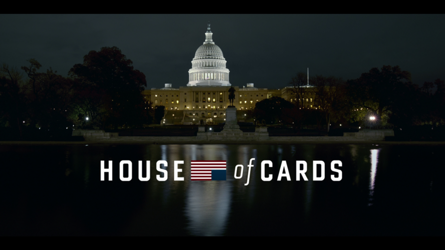 O retorno triunfante de House of Cards