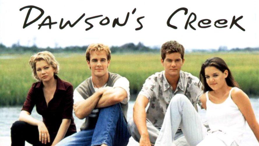 """Antes e Depois do elenco da série """"Dawson's Creek"""""""