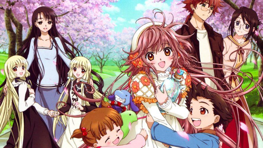 Seis animes românticos para se apaixonar!