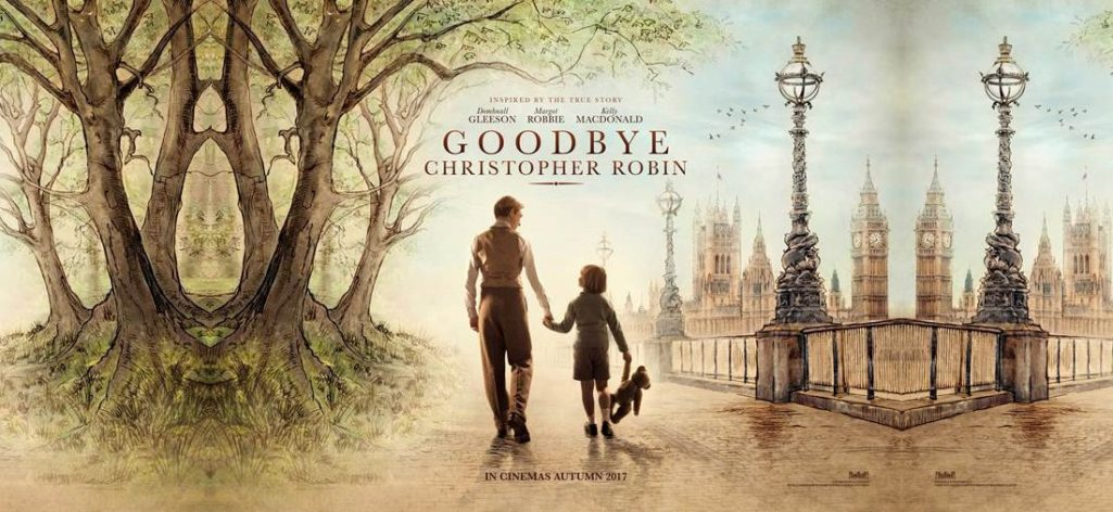 Goodbye Christopher Robin | Cinebiografia do criador de 'Ursinho Pooh' ganha trailer