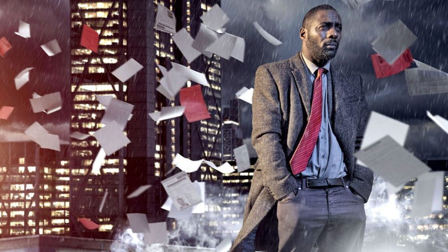 5° temporada de 'Luther' é confirmada