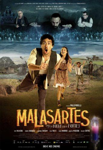 Estrelado por Jesuíta Barbosa, 'Malasartes - E o duelo com a Morte' ganha trailer