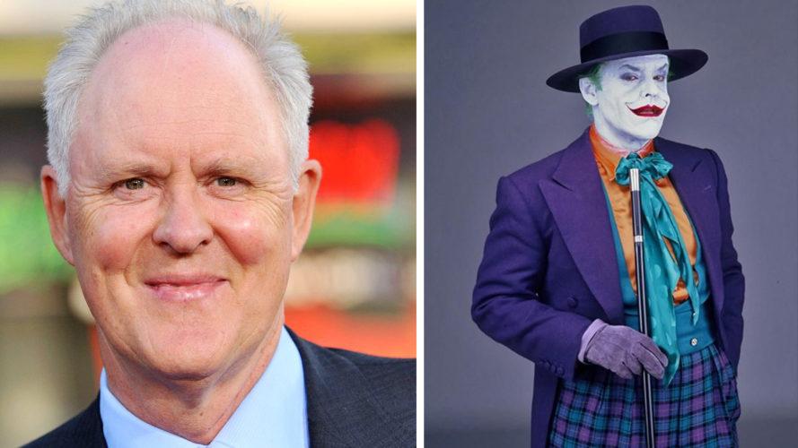 John Lithgow se arrepende de não ter aceitado o papel do Coringa no filme 'Batman' de 1989