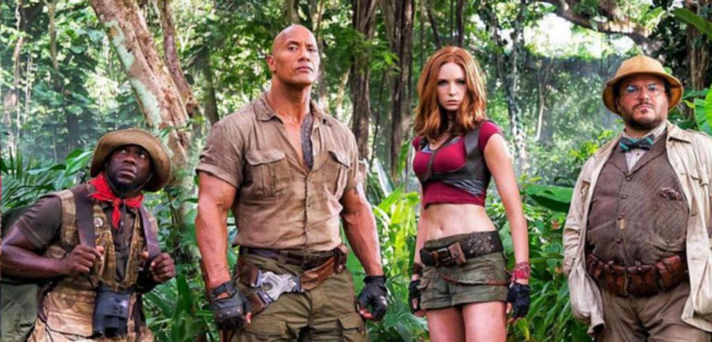 Confira o primeiro trailer de 'Jumanji: Welcome To the Jungle'