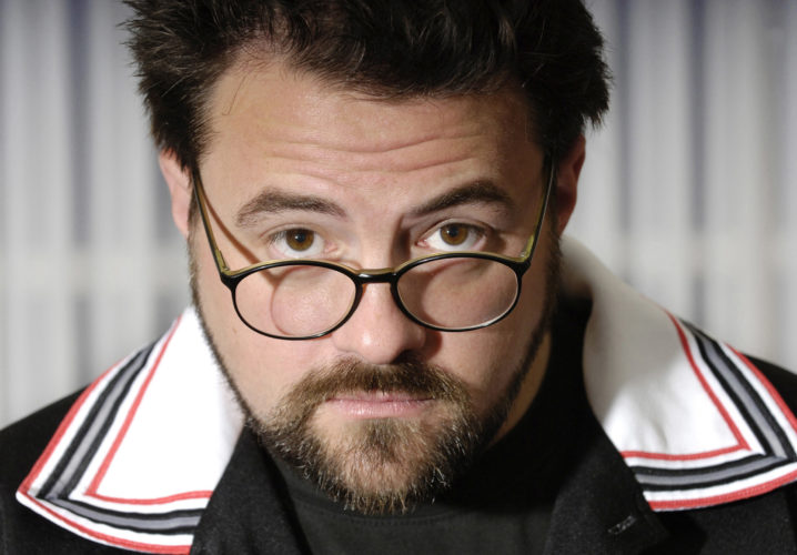 Kevin Smith inicia filmagens do filme de terror 'Kilroy Was Here'