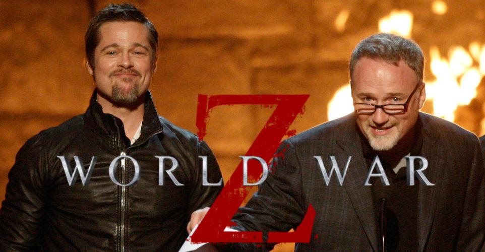 David Fincher é escalado para dirigir a sequência de 'Guerra Mundial Z'