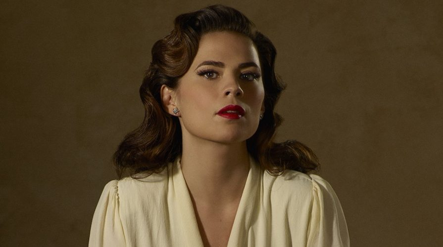 Hayley Atwell gostaria de ver 'Agente Carter' em seu próprio filme