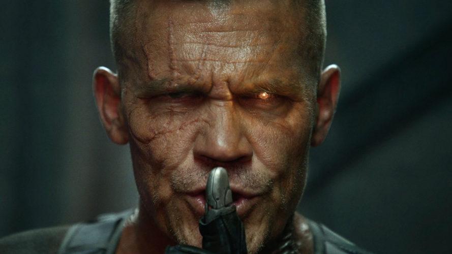 Confira a primeira imagem de Josh Brolin como Cable em 'Deadpool 2'