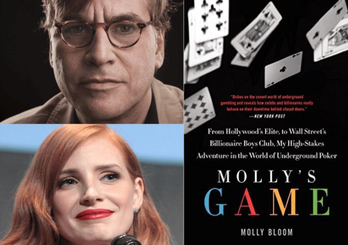Molly's Game ganha seu primeiro trailer
