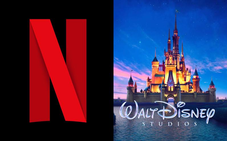 Disney decide criar serviço de streaming próprio e pede remoção de seus filmes da Netflix