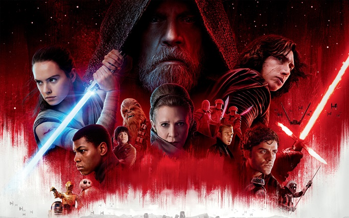 Star Wars - Os Últimos Jedi (Star Wars - The Last Jedi)