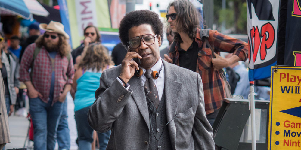 And the Oscars goes to: Roman J.Israel, Esq
