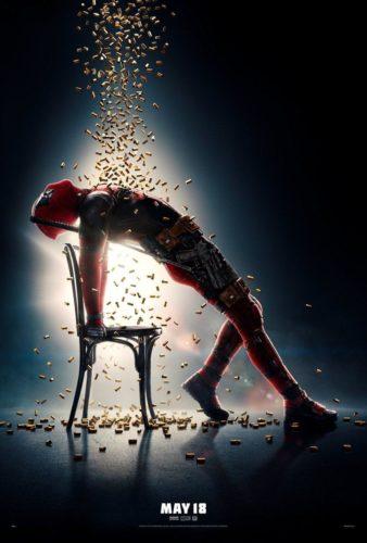 Deadpool 2 ganha novo pôster fazendo referência a Flashdance