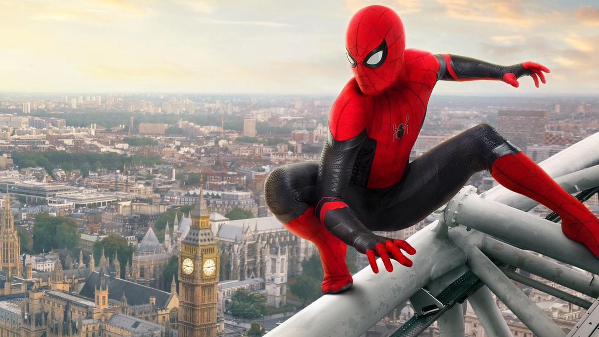 Crítica | Homem-Aranha: Longe de Casa (Spider-Man: Far From Home) [2019] -  cine